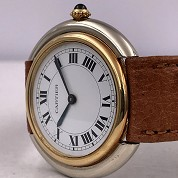cartier vintage 1978 vendome meca 2 tones gold mint 2