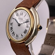 cartier vintage 1978 vendome meca 2 tones gold mint 4