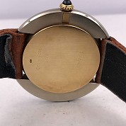 cartier vintage 1978 vendome meca 2 tones gold mint 6
