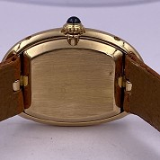 cartier vintage baignoire classic  not mini  gold mechanical 6