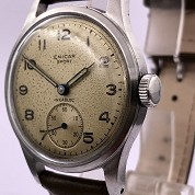 enicar vintage sport mechanical steel cal 12c 5
