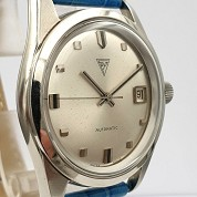 fayt vintage automatic mens watch big size eta 2472 4