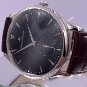 jaeger lecoultre modern master control ultra thin jlc jumbo cal 896 steel ref 174 8 90 s 4