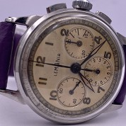 lemania vintage early chronograph ch27 2