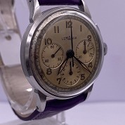 lemania vintage early chronograph ch27 3