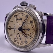 lemania vintage early chronograph ch27 4