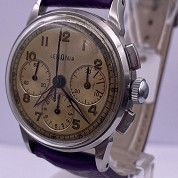 lemania vintage early chronograph ch27 5