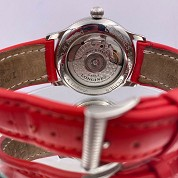 longines modern 04 2000 hour angle red 38mm special series lindbergh auto l2 617 4 full set 3