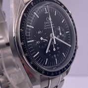 omega modern discontinued 04 2018 speedmaster chronograph moon watch ref 31130423001005 full set 2