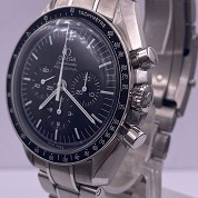 omega modern discontinued 04 2018 speedmaster chronograph moon watch ref 31130423001005 full set 4