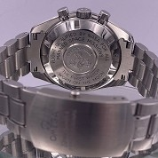 omega modern discontinued 04 2018 speedmaster chronograph moon watch ref 31130423001005 full set 5