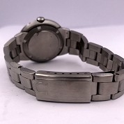 omega vintage dynamic geneve lady steel 30 mm diameter 6