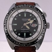 orima vintage 1970s compressor gmt superdatomatic lollipop second hand 2