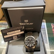 tag heuer modern 12 2020 new formula 1 chronograph steel waz 1110 full set 6