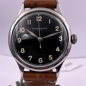 vacheron constantin vintage early 1950s calatrava 35 mm ref 292892 rare military style steel 2