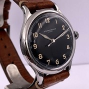 vacheron constantin vintage early 1950s calatrava 35 mm ref 292892 rare military style steel 4