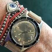 voumard vintage skin french diver automatic steel screwed crown super squale 1
