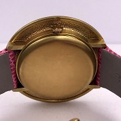 yves saint laurent vintage ysl seventies rare mechanical gold plated 6